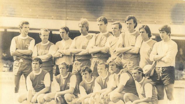1971SPAC Football Team in Morumbi