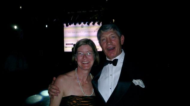 2003 Cal Ball Judy Duncan & John Florax