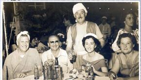 1955 Dods at Carnival Bahia