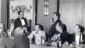 1977 Banquet Roberts Blair Hughes