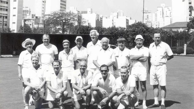 1977 Linhas Bowles Team