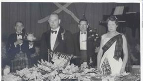 1958 Ladies Night Harvey