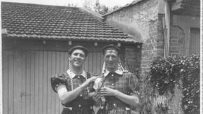 1953 Munro & Affleck Halloween