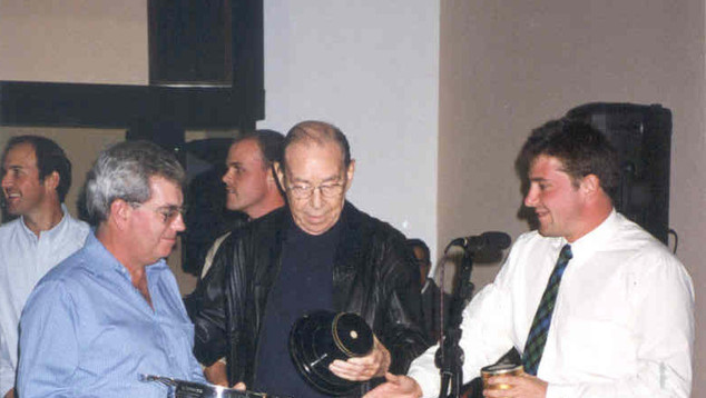 2001 Santos S Vicente Byers Bruggenthuys