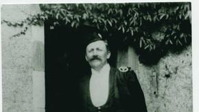 1925 RJ Reid at Alness in 1914