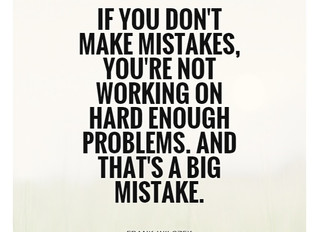 Not Making Mistakes? You're Failing Your Team.