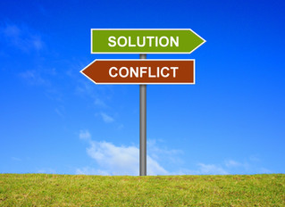 Like Dealing With Conflict? Don't Read This.