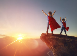 Be a Humble Superhero
