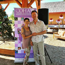 Smitten Performs for the COHA Butterfly Effect Event at Falcon Ridge Farm