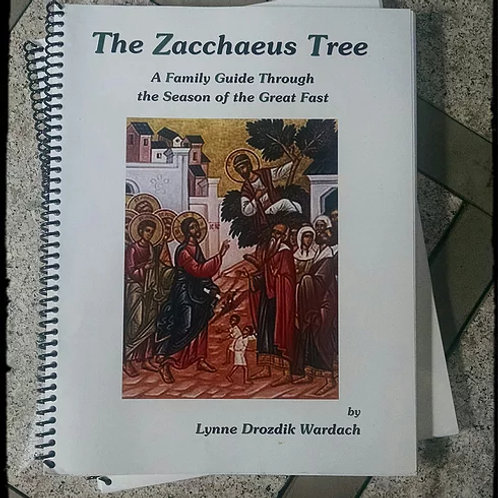 The Zacchaeus Tree: A Family Guide Through the Season of the Great Fast-Digital