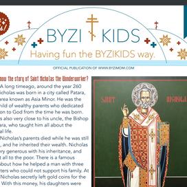 December 2018: St. Nicholas Issue