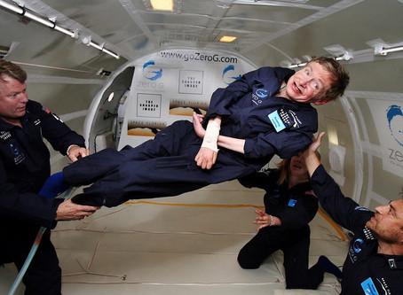 20 frases brillantes de Stephen Hawking sobre el universo y la vida