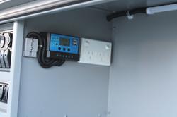 Solar Regulator & 240V Double GPO