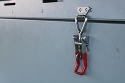 Adjustable Door Seal Latch