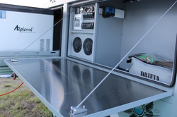 Stainless Steel Kitchen Bench