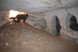 חלל הכניסה למערה