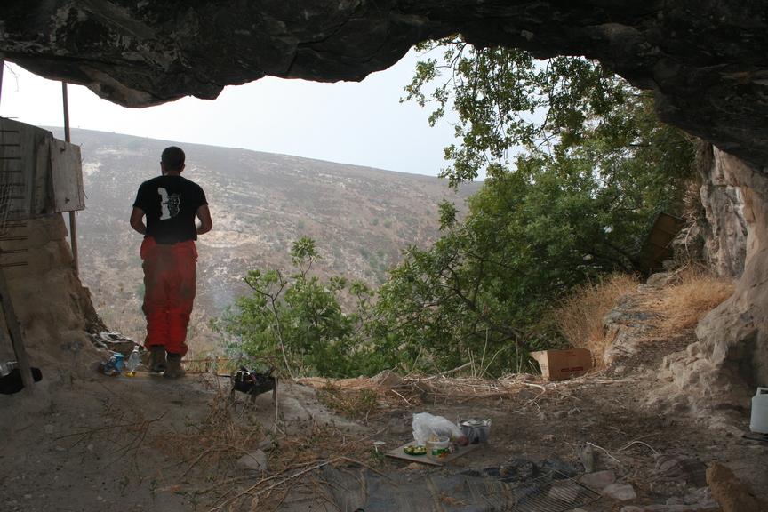 פתח המערה
