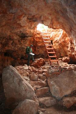 מבט כללי אל חלל המערה