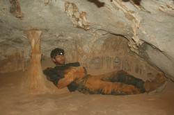 גלריית משקעי מערות