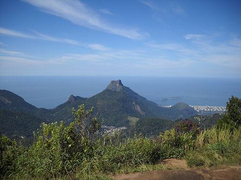Hiking Pico da Tijuca