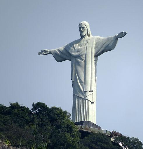 Christ the Redeemer - Rio de Janeiro pri