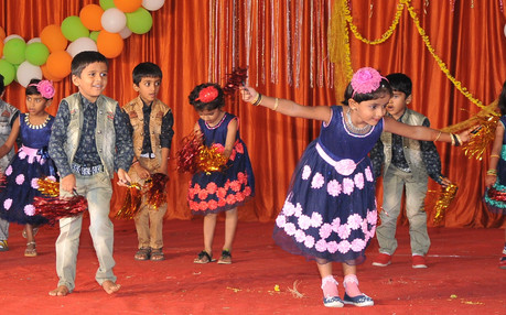 Annual Day dance performance