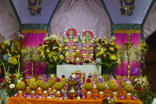 Samuhika 108 Sri Satyanarayana Puja