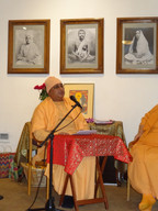 Swami Prasanatmanandaji, Talk on Buddha Jayanthi