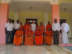 Swamiji's and Devotees