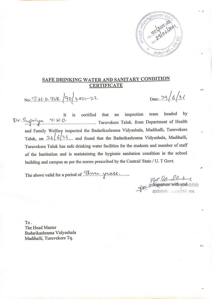 Safe Drinking  Certificate.jpg