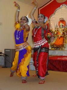 Classic Odissi Dance