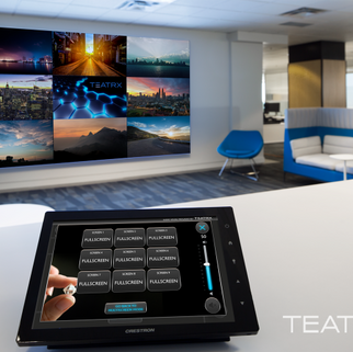 Teatrx Inc A_V meeting room touchpanel f