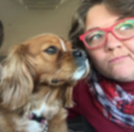 #doggieselfie #dogcruisingtucson_edited.