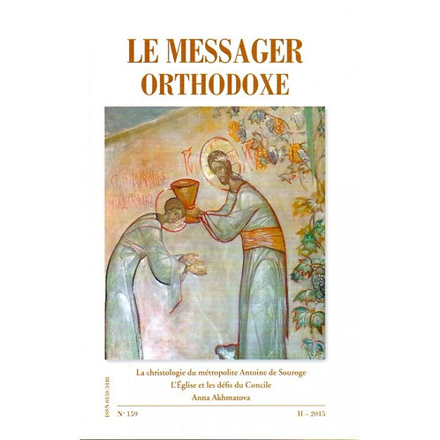 Le Messager Orthodoxe n°159