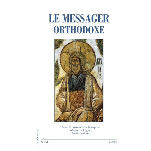 Le Messager Orthodoxe n°154