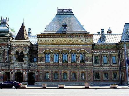 Les secrets de la Maison Igoumnov. Episode 1: la femme emmurée.