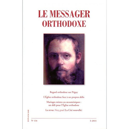 Le Messager Orthodoxe n°156
