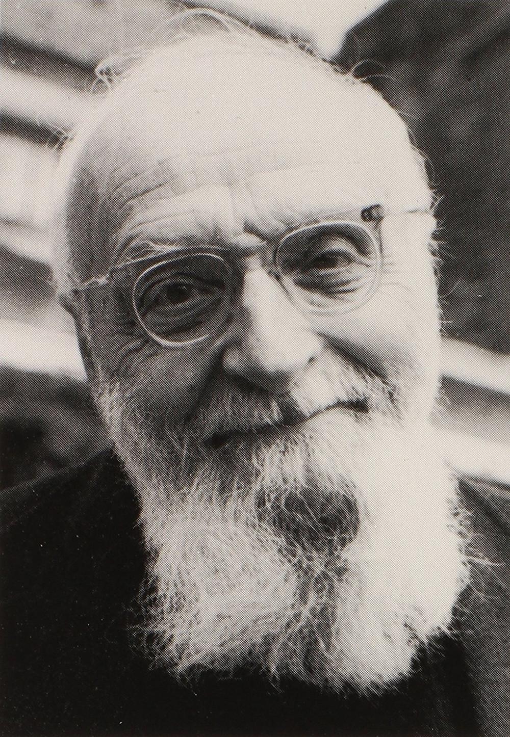 Le père Lev Gillet.