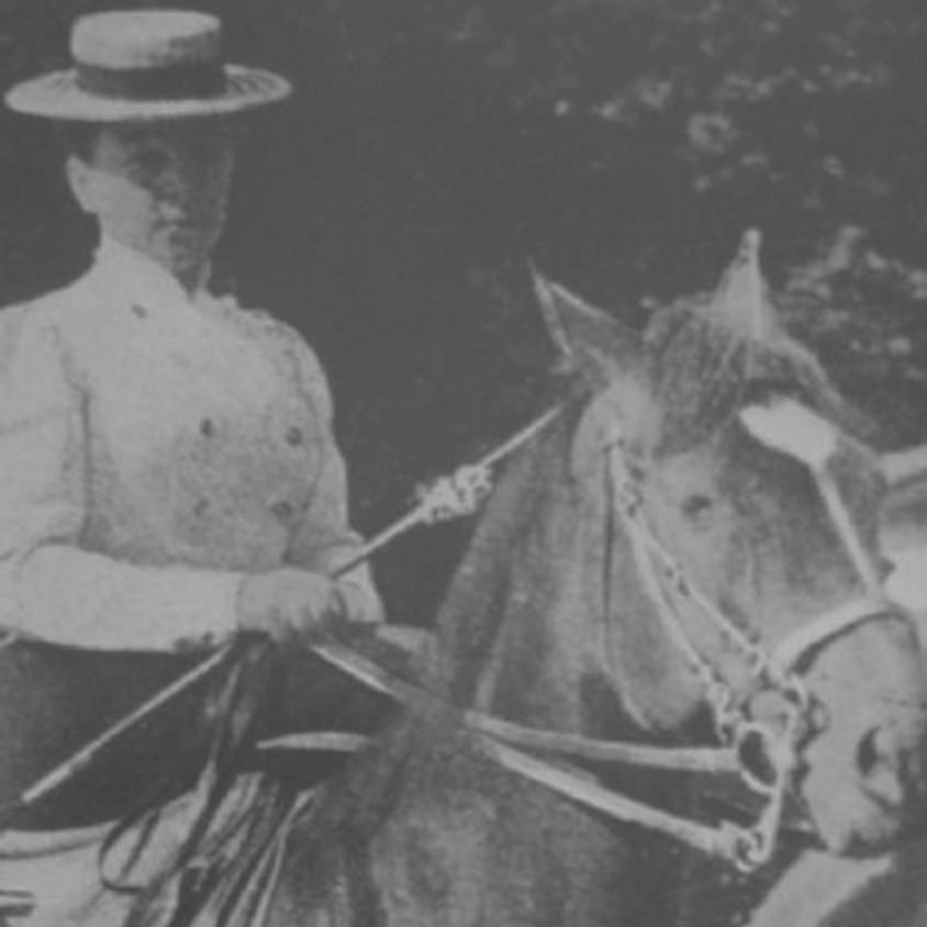"""La présentation par Michel Niqueux de son livre """"Julia Danzas, De la Cour impériale au bagne rouge"""""""
