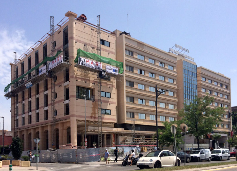 Hotel Siete Coronas