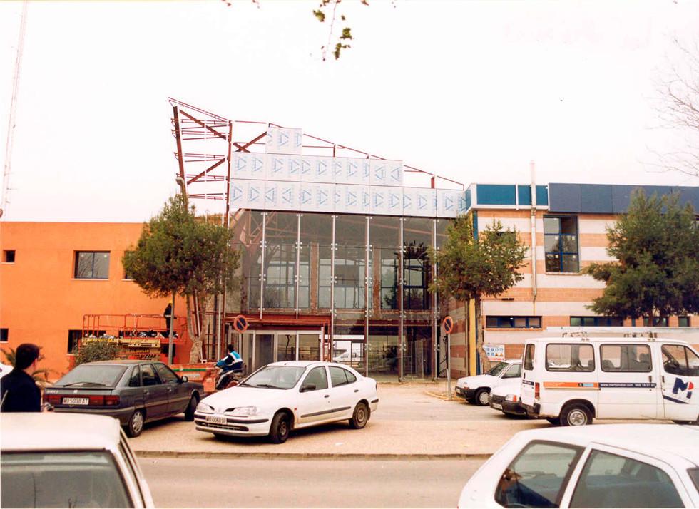 Polideportivo Los Alcázares