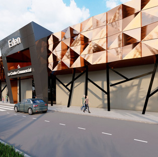 Centro Comercial Eden