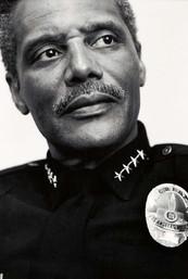 Former LAPD Chief Bernard Parks