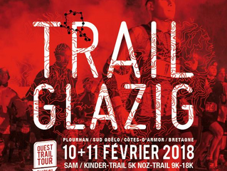 Ce weekend : Trail du Glazig