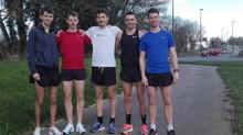 Nouveau record personnel sur 10km pour Jordan