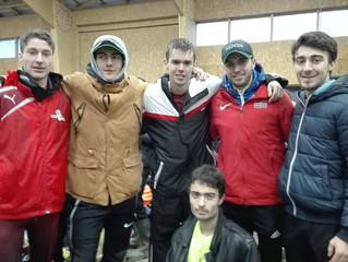 Championnats de Bretagne de cross court  à Carhaix