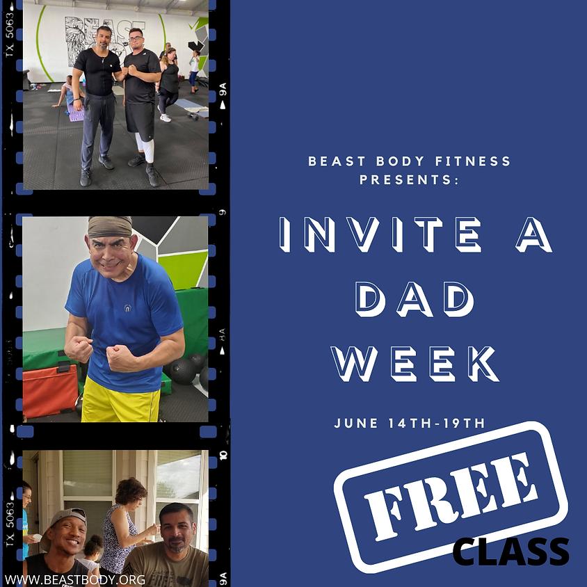 Invite A Dad Week