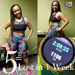 🎉5lbs lost in 1 week!!!🎉 Totally AWESO