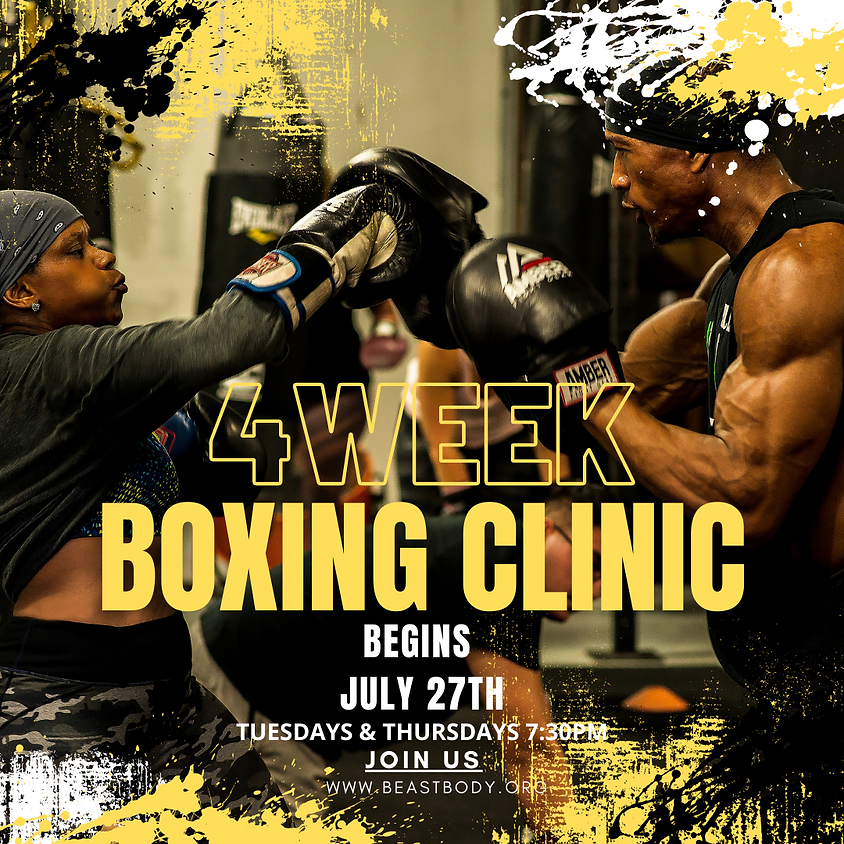 Boxing Clinic