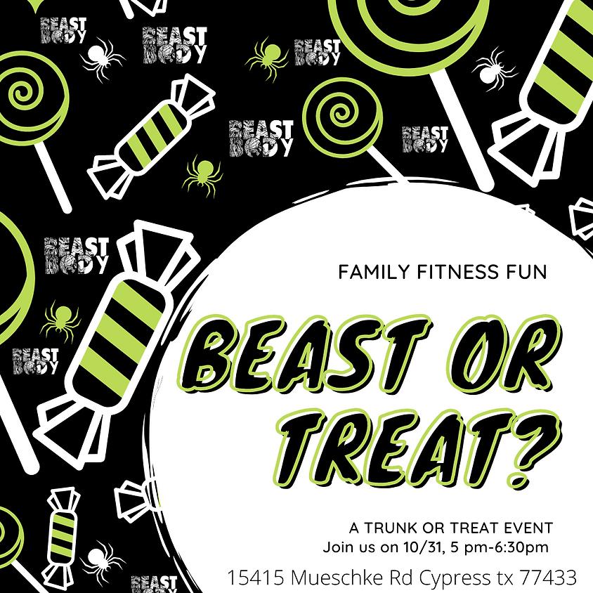 Beast or Treat